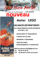 LEGO PRINTEMPS