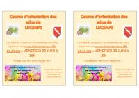 fyers Course d'orientation des ados de Lucenay